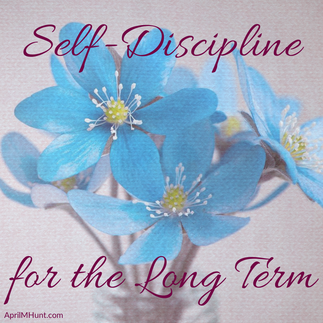 Self-Discipline for the Long Term